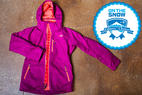 2016 Women's Jacket Editors' Choice: The North Face Thermoball Snow Triclimate Parka - © Liam Doran