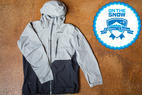 2016 Men's Jacket Editors' Choice: Patagonia PowSlayer Jacket - © Liam Doran