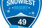 Sneeuwrijkste gebied week 49: Noorwegen