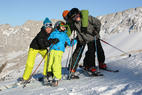 Le Vercors, parfait équilibre entre ski alpin et ski nordique - © S. Charles