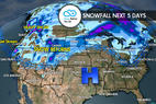 11.17 Snow Before You Go: Winter Here at Last! - © Meteorologist Chris Tomer