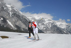 Skigebiet Hochmoos - Bergbahn Leutasch