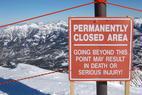 Livigno zamknięte kordonem sanitarnym ze względu na epidemię koronawirusa! - © Corey Chestnut - Fotolia.com