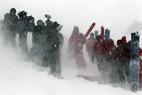 Super-G der Damen in Val d'Isere abgesagt - © Christophe PALLOT/AGENCE ZOOM