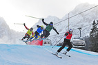 Ski Cross Weltcup in Grasgehren: DSV-Aktive mit viel Selbstvertrauen am Start - © Christian Tschurtschenthaler