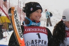 Interview mit Julia Mancuso - © Doug Haney/U.S. Ski Team