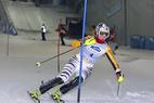 Überlegener Europacup-Sieg von Katharina Dürr - © Skihalle Neuss
