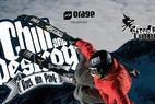 Chill and Destroy 2008/2009 - ©Orage European Freeski Open