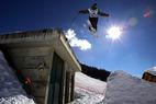 Russ Henshaw gewinnt Big-Air und Rail-Competition beim Verbier Ride 2006 - © verbierride.com