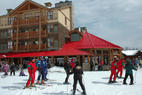 Top Resorts to Learn How to Ski: Kimberley, Canada - © Becky Lomax