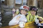 Bien préparer votre skieur en culotte courte - ©OT Val Thorens-JP Baralophoto.com