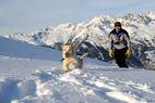 Pisteurs secouristes : Les skieurs ont leurs anges gardiens  - © © Eric BEALLET