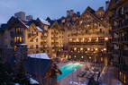 Luxury Ski Lodge: Four Seasons Resort & Residences Vail - © Jeff Scroggins