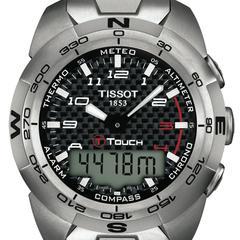 Tip na darček: Cool hodinky na outdoorové použitie - ©Tissot