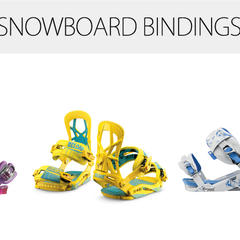 15 favourite snowboard bindings for 2014