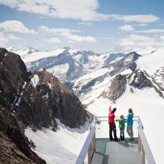 Najväčšie lyžiarske strediská v Rakúsku: 10 – Zell am See | Kaprun - ©Gletscherbahnen Kaprun AG