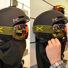 ISPO TRENDY 2014/15: Soft prilby a high-tech lyžiarske okuliare - ©Skiinfo