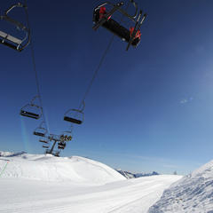 Sciare low cost in Friuli Venezia Giulia - ©Pentaphoto