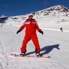 Corso di Snowboard - Lezione #8 - Piegamento e Distensione