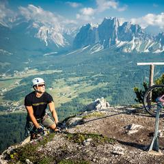 L'estate a Cortina d'Ampezzo