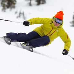Ski Test 2014/2015 Day 1: Freakishly Fast on the Frontside - ©Cody Downard Photograhy