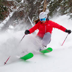 Editors' Choice: Best women's skis for 2015 - ©Cody Downard Photography