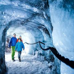 Lodowce Tyrolu - Stubai: najbardziej rodzinny lodowiec w Austrii - ©Stubaier Gletscher/ andreschoenherr