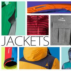 2015 Ski Jackets