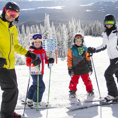 Ski or Ride for the Kids? Here's How to Decide - ©Big White Ski Resort