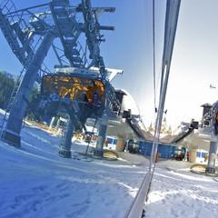 Covid-19: Lyžování v Polsku - pravidla a bezpečnost v zimě 2020/2021 - ©TMR