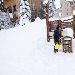 3-Day snow forecast: Huge powder dumps on way to French Alps - ©Avoriaz