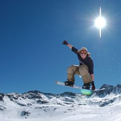 The world's best snowboarding resorts