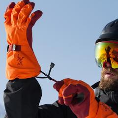 Arc'teryx Lithic Glove - ©Skiinfo