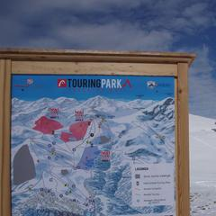 Head: Touring Park nel comprensorio Mondolè Ski