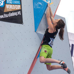 Boulder-Weltcup in Chonqing 2014 - © Heiko Wilhelm