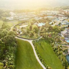 Luftaufnahme der Therme Loipersdorf - ©Therme Loipersdorf