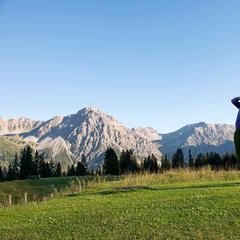 Golfplätze in der Schweiz - ©Graubünden Ferien | Alfonso Smith