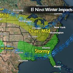 Tomer, El Niño - © Meteorologist Chris Tomer