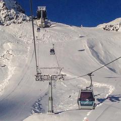 Ľadovec Kaunertal - © Pitztaler Gletscherbahn GmbH&CoKG