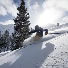A-basin weekday skiing - ©Liam Doran