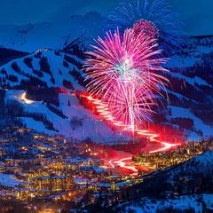 Where to ski for New Year - ©Aspen Snowmass