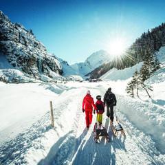 Stubai: Štyri tipy na perfektnú zimnú dovolenku - ©TVB Stubai Tirol-Andre Schönherr