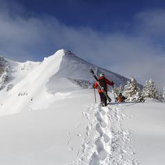 Jackson Hole Backcountry - © Jackson Hole Mountain Resort