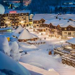 Ruka ski resort. - © Ruka Ski Resort
