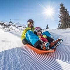 Après-ski : des expériences à vivre en famille - ©Propaganda73