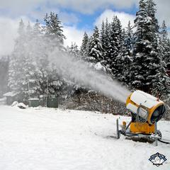Infographic: 10 Biggest Snowmaking Resorts - ©Sugar Bowl Resort