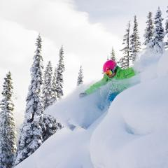 Sierras, Rockies Buried Under 2+ Feet in 24 Hours - ©Tourism Whistler/Mike Crane