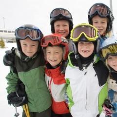 Ski Granby Ranch kids