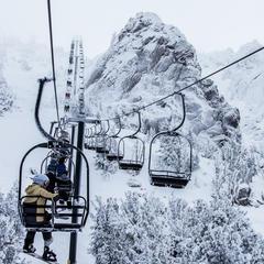 Top Ski Resorts for Thanksgiving: Mammoth Mountain - ©Liam Doran