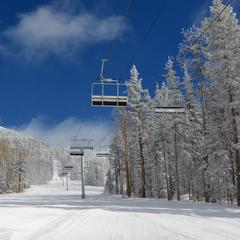 Arizona Snowbowl Humphreys Chair - © Arizona Snowbowl